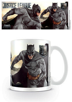 Justice League Movie - Batman Action Mug