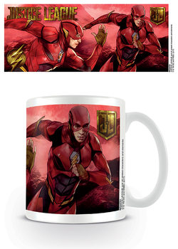 Justice League Movie - Flash Action Mug