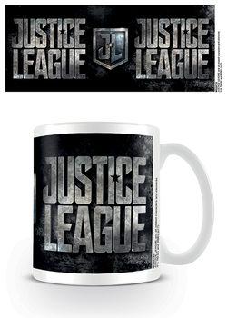 Justice League Movie - Metallic Logo Mug