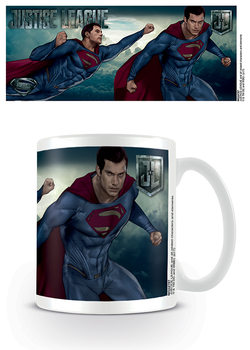 Justice League Movie - Superman Action Mug