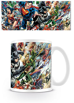 Justice League - Rebirth Mug