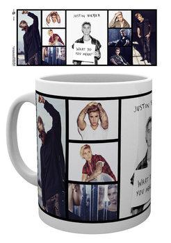 Justin Bieber - Grids (Bravado) Mug