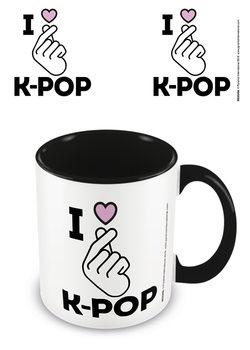 K-Pop - I Love K-Pop Mug