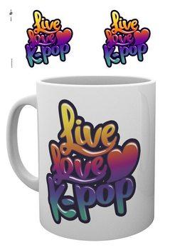 KPop - Heart Kpop Mug