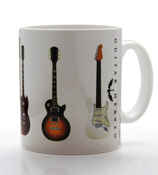 Kytarové nebe - Guitar Heaven Mug