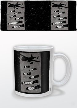 Let Me Show You How Democracy Works Mug