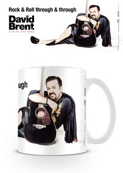 Life On The Road - David Brent Guitar Mug