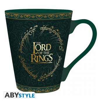 Cup Lord of the Rings - Elven