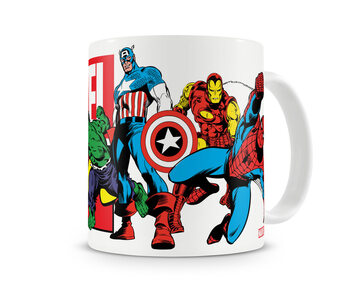 Cup Marvel - Heroes