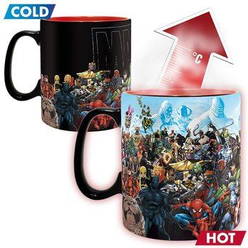 Marvel - Heroes Mug