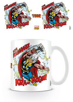 Marvel Retro - Thor - For Asgard Mug