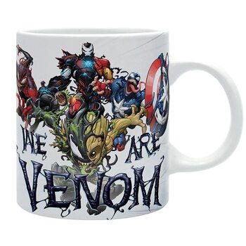 Cup Marvel - Venomized