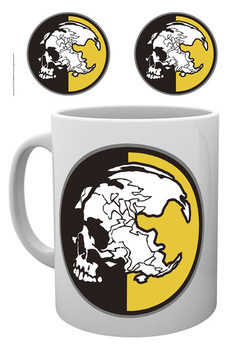 Metal Gear Solid V - Skull Mug