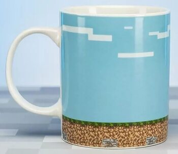 Minecraft - Build a Level Mug