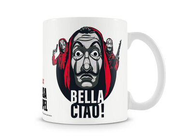 Cup Money Heist - Bella Ciao!