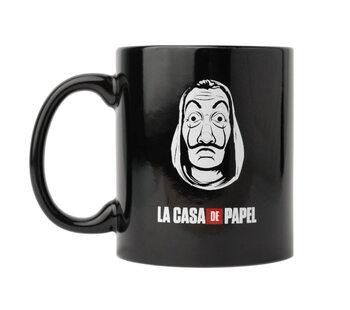 Cup Money Heist (La Casa De Papel) - Mascara