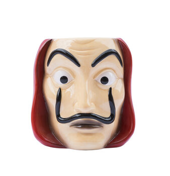 Cup Money Heist (La Casa De Papel) - Mask