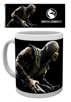 Mortal Kombat X - Scorpion Mug