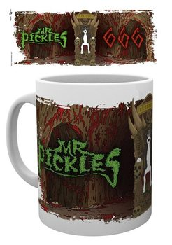 Mr. Pickles  - Throne Mug