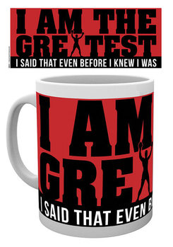 Muhammad Ali - Greatest Mug