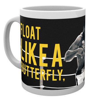 Muhammad Ali - Sting like a bk Mug