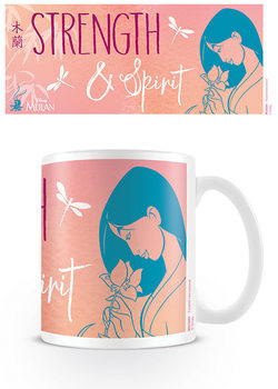 Mulan - Strength & Spirit Mug