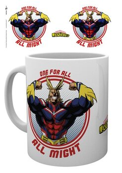 Cup My Hero Academia - All Might