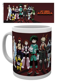 Cup My Hero Academia - Heroes