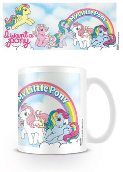 My Little Pony - I Want A Pony Mug