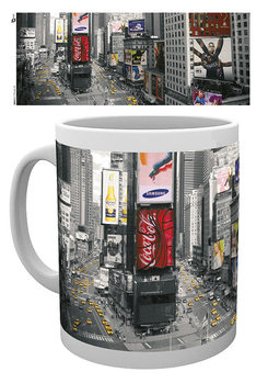 New York - Times square Mug