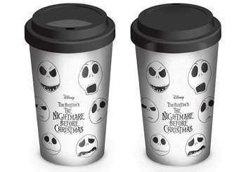 Nightmare Before Christmas - Faces Of Jack Mug