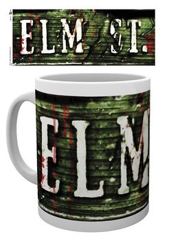 Nightmare on Elm Street - Sign Mug