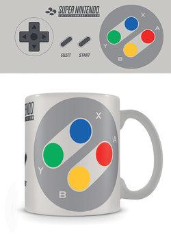 Nintendo - SNES Controller Mug