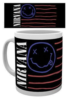 Nirvana - Flag Mug