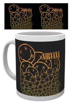 Nirvana - Flower Mug