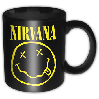 Nirvana - Smiley Mug