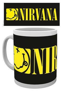 Nirvana - Tongue Mug