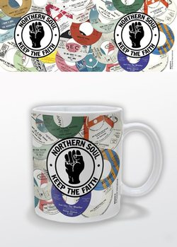 Northern Soul Labels Mug