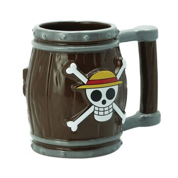 One Piece - Barrel Mug