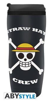 Travel mug One Piece - Luffy