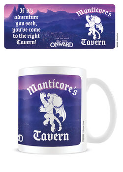 Onward - Manticore's Tavern Mug