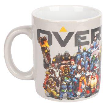 Overwatch - Heroes Collide Mug