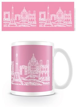 Paris - Citography Mug