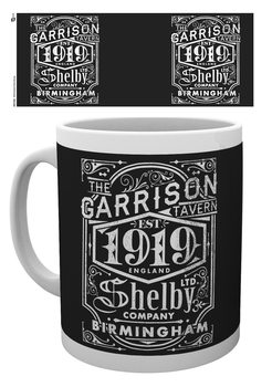 Peaky Blinders - Label Mug