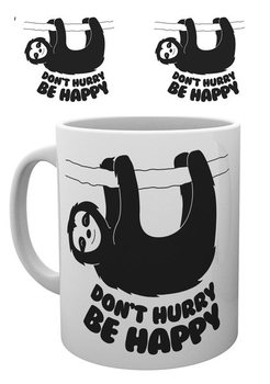 Philoslothical - Be Happy Mug