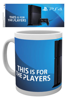 Playstation - Console Mug