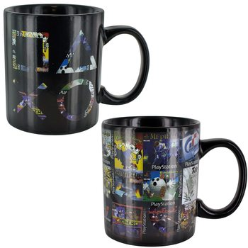 Playstation - Games Mug
