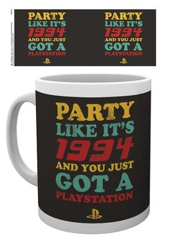 Playstation - Party Mug