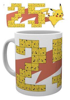 Cup Pokemon - 25