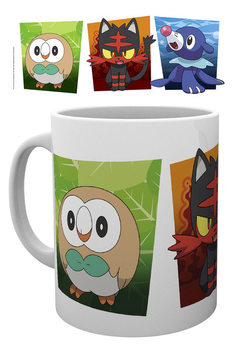 Pokemon - Alola Partners Mug